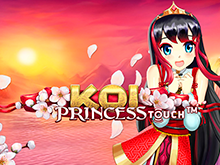 Вулкан 24 играть в онлайн слот Koi Princess и получать средства
